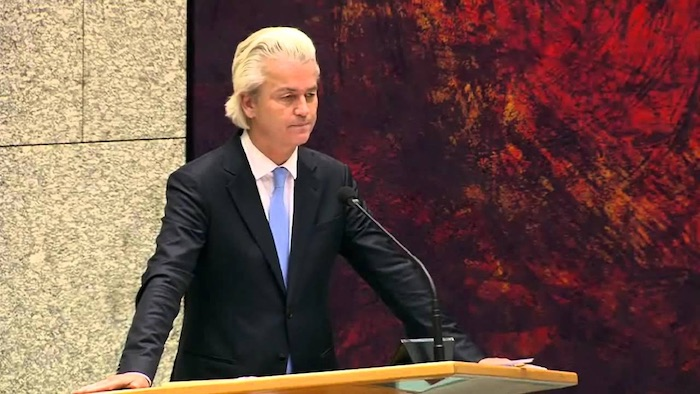 Wilders debat