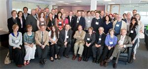 Lars Duursma & John Bijl tussen de beste speechwriters ter wereld tijdens de UK Speechwriters' Guild Conference