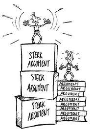 Cursus argumenteren
