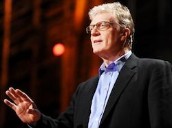 Ken Robinson bij TED