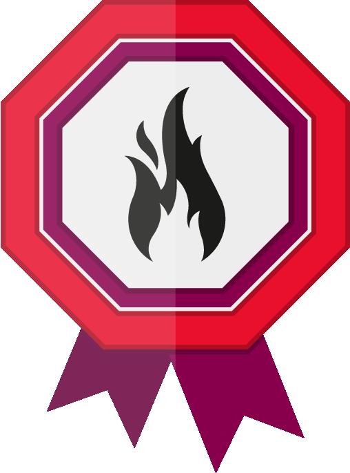 Vlammen in het Vragenvuur