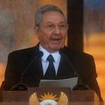 Herdenking Mandela: speech Raul Castro