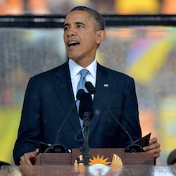 Speech Obama
