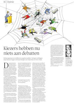 Artikel NRC Handelsblad