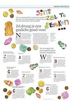 Artikel in nrc.next over het voordragen van Sinterklaasgedichten