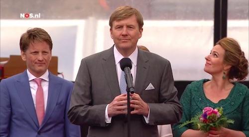 Basishouding koning Willem-Alexander