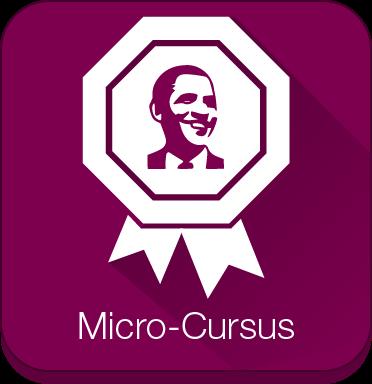 Microcursus Obama