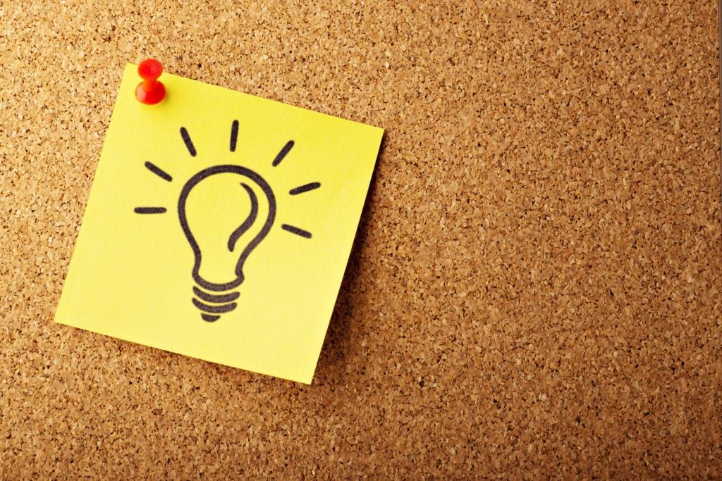Idea-lamp