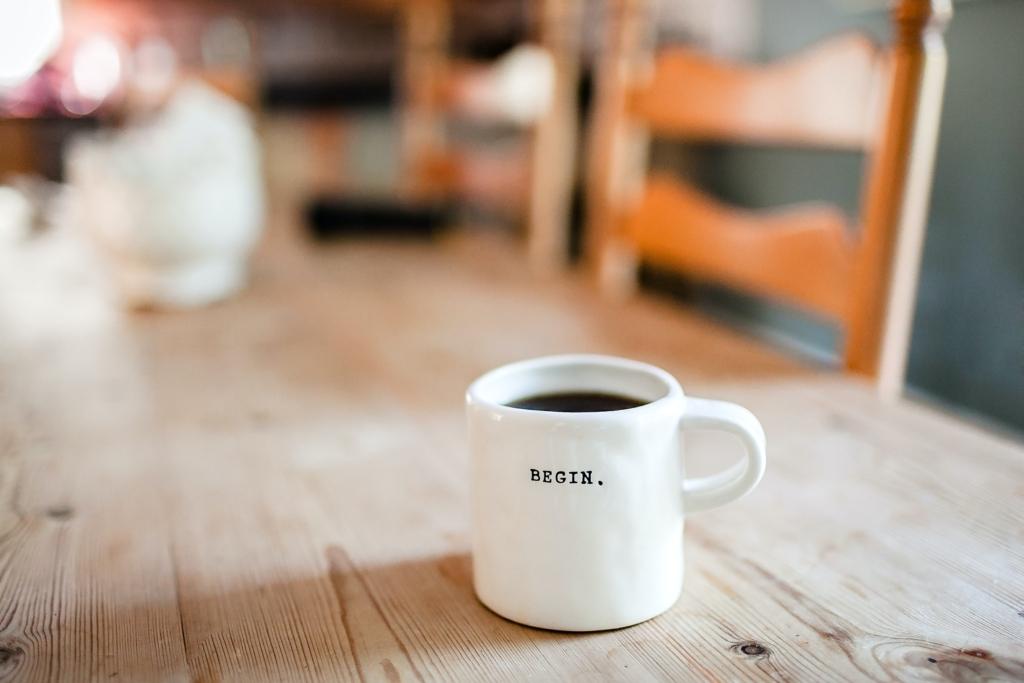 Coffee-Begin