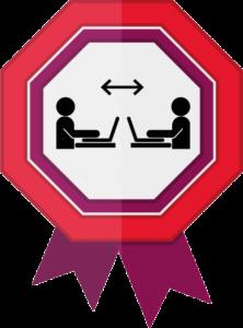 Debatrix_Badges_onlinevergaderen