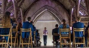 Kerk presentatie